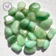 Light Green Aventurine Tumble Stone